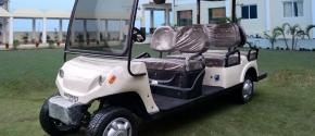 SGC4ex Six Seater Golf Cart