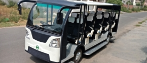 Sightseeing Electric MiniBus