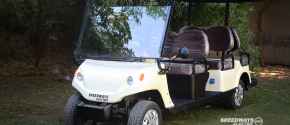 SGC4ex Six Seater Golf Cart