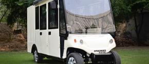 SGC Cabin Carts with Doors
