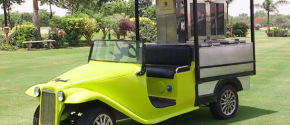 Food Cart - Cater on Wheels
