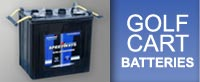Golf Cart Batteries manufactured in India