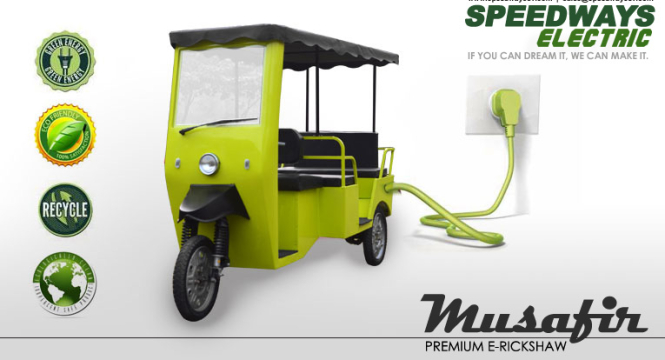 Best Battery Rickshaw By Manufacturers In India At Great
