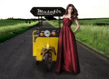 Musafir: India's leading premium electric rickshaws