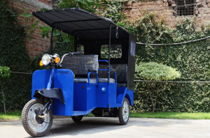 Musafir electric rickshaws are built with superior quality materials to ensure years of tireless running.