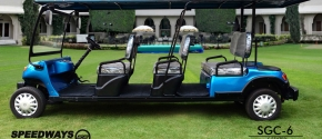 SGC-6 Six Seater Electric Golf Cart